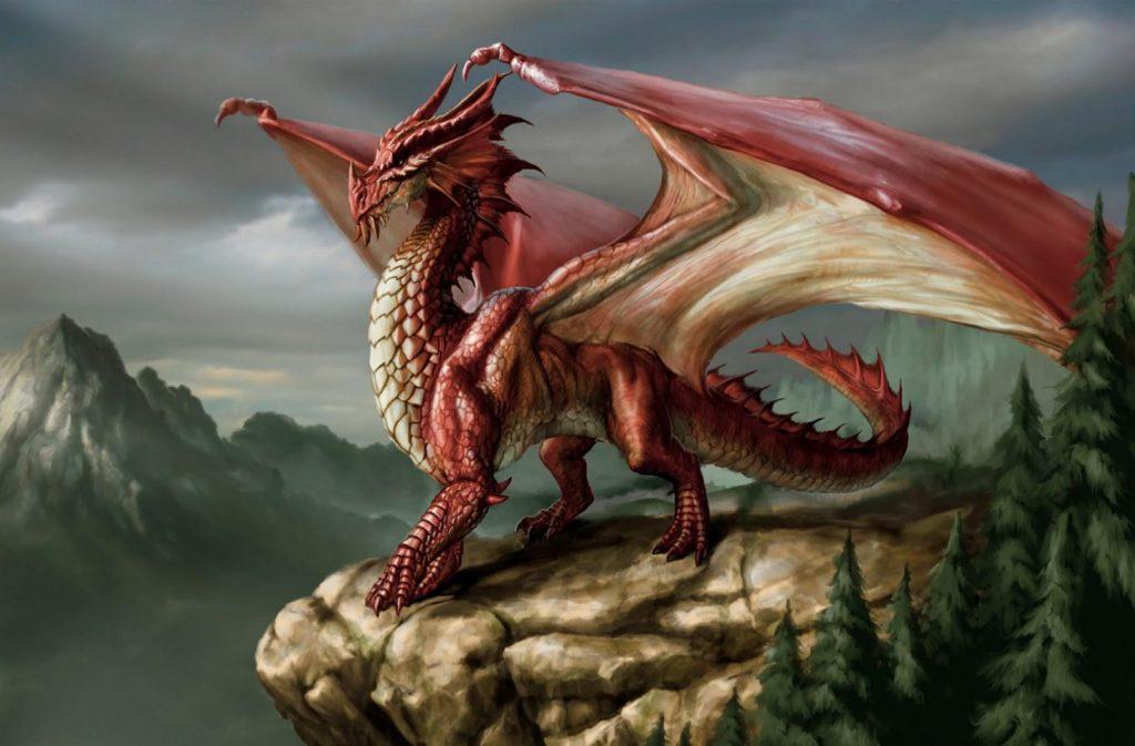 Mơ thấy con rồng
