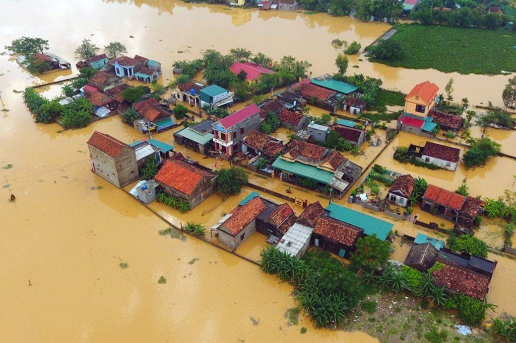 Mơ thấy lũ lụt
