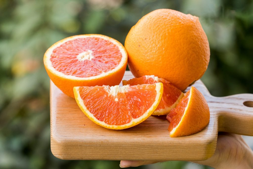 Mơ thấy quả cam